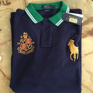 Ralph Lauren Polo Brand New Shirt with Tags